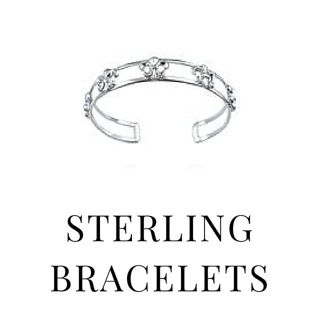 SHOP STERLING BRACELETS