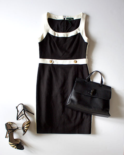Black & White Babe