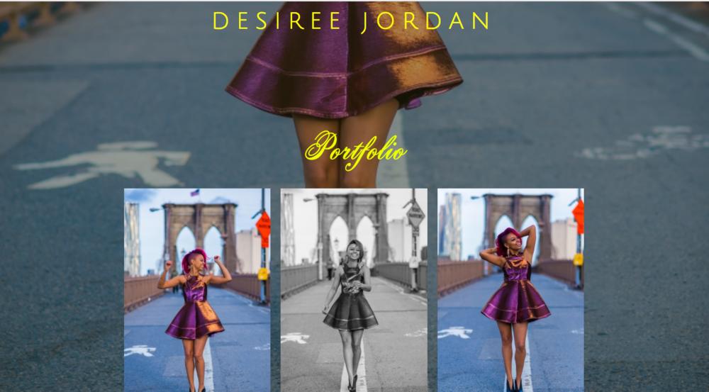 Desiree Jordan