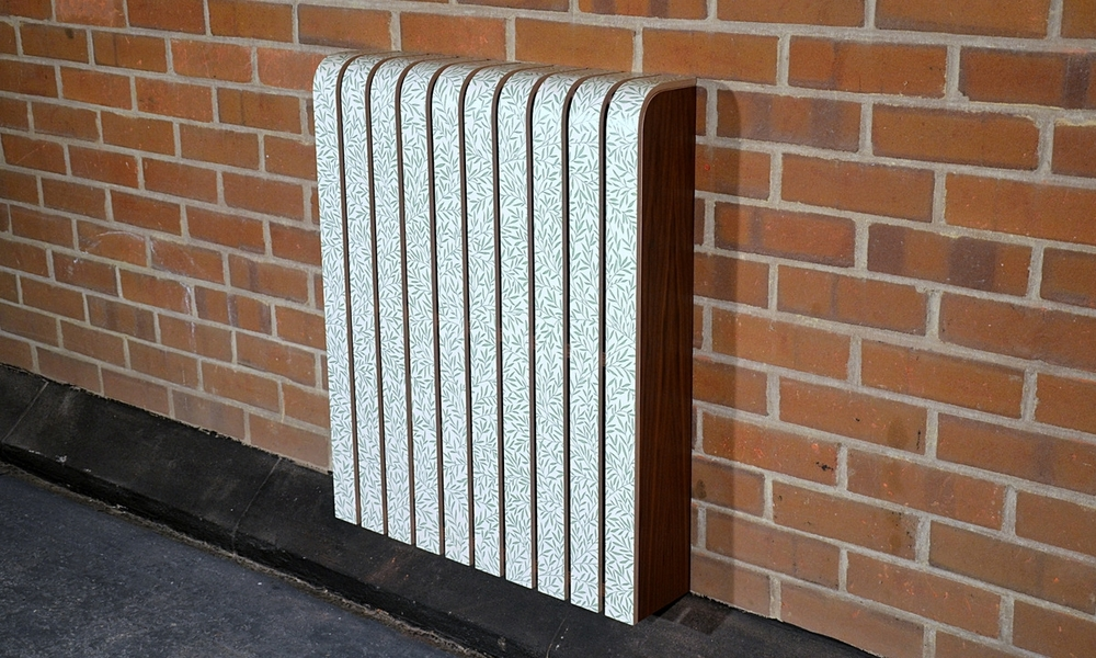 Fabric Radiator Cover
