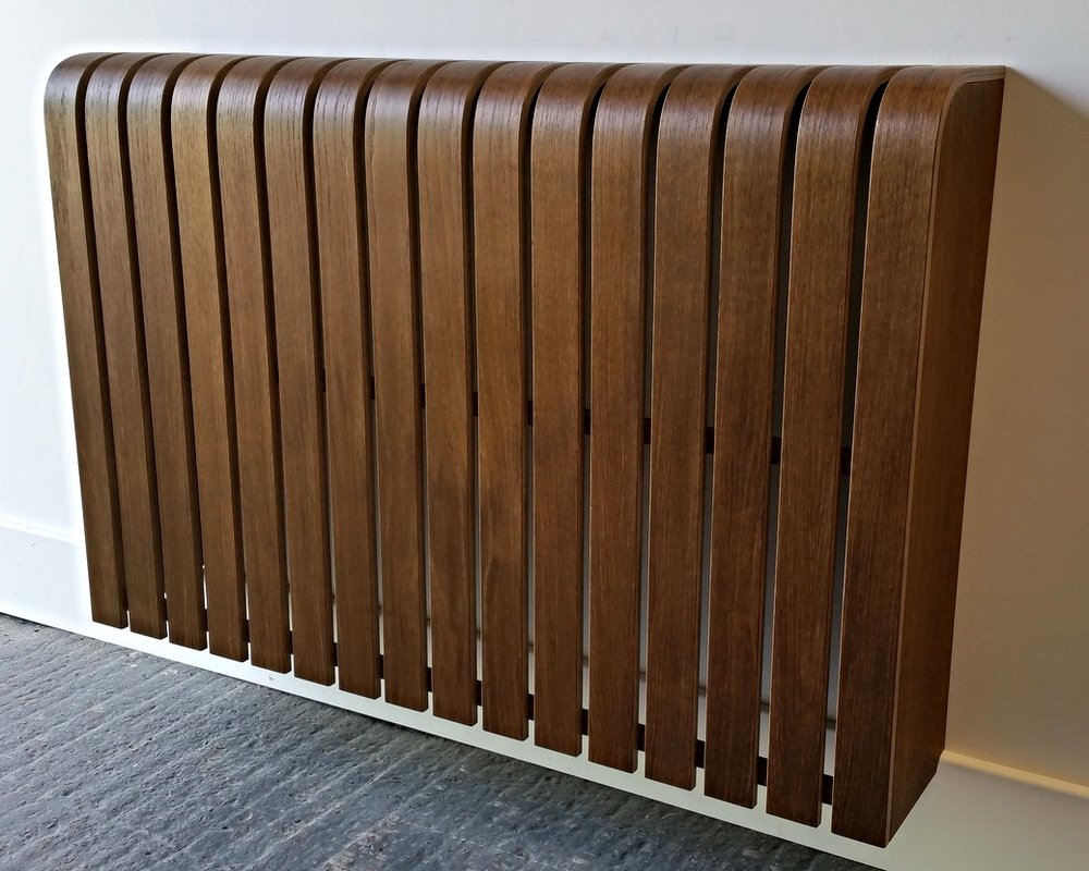 Antique Oak Radiator Cover
