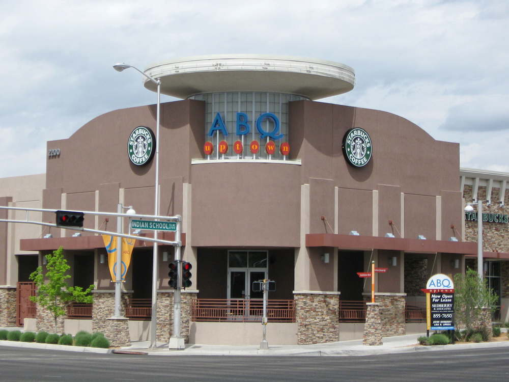 Abq Uptown Shopping Mall