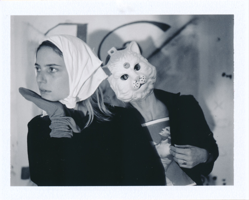 Ana Opitz &Camilla Deterre • 2041