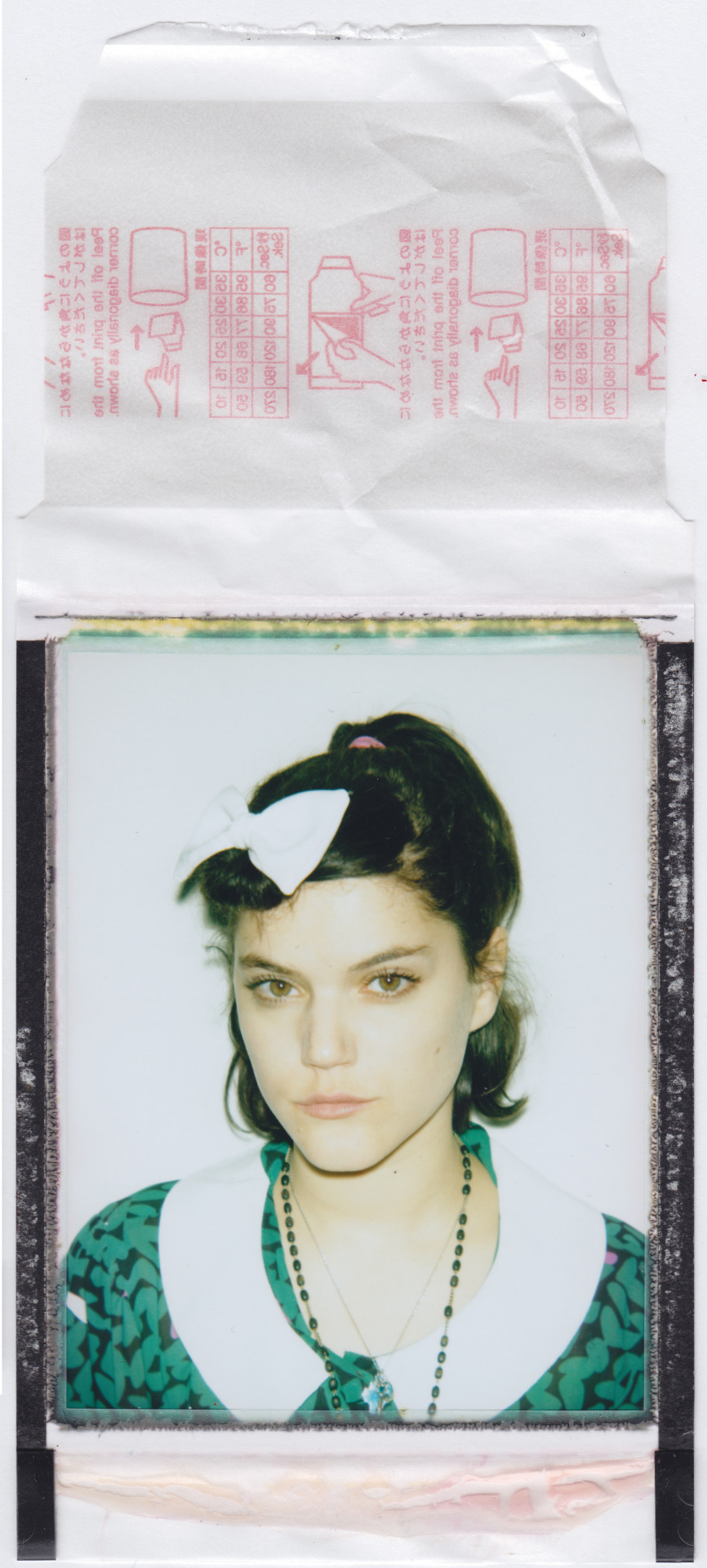Soko shot by Curtis Kulig    http://purple.fr/diary/entry/soko-los-angeles-photo-curtis-kulig