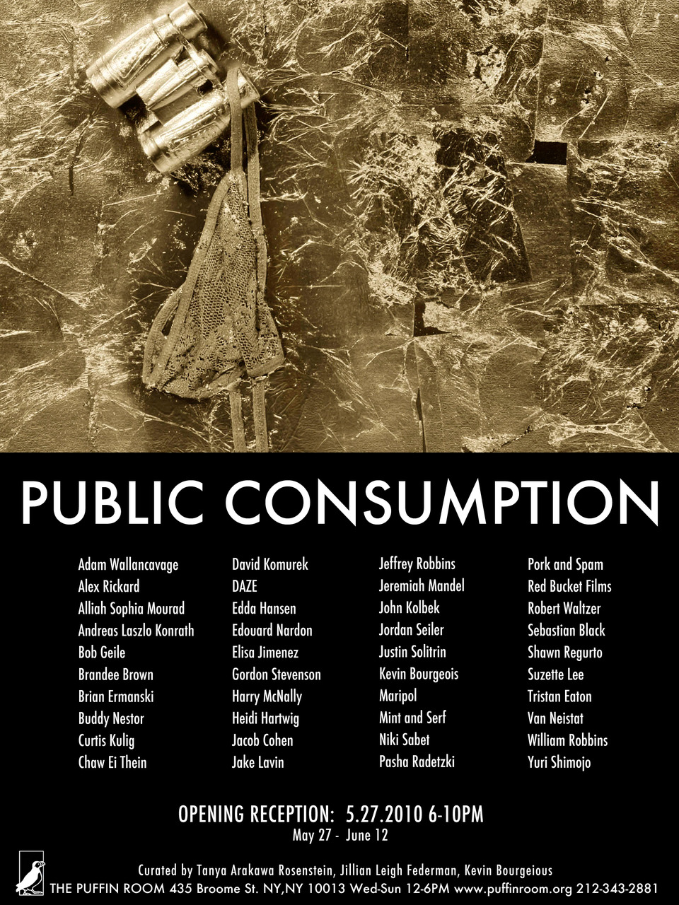 Opening Reception: Public Consumption