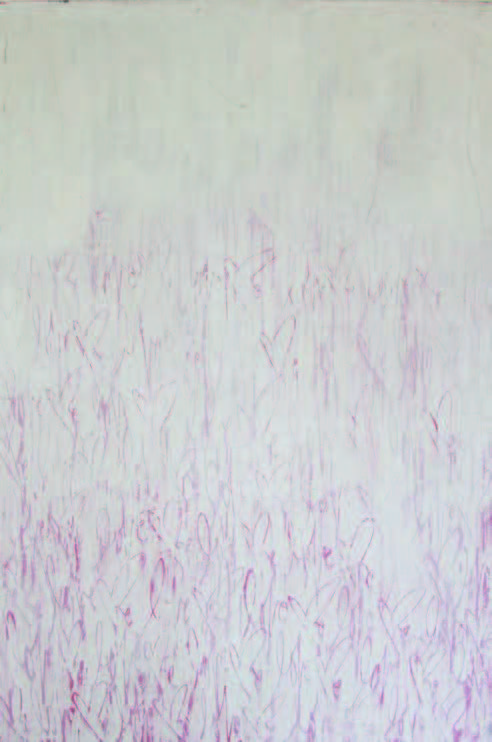 Same As Before,  2013  acrylic on canvas  72 x 48 inches