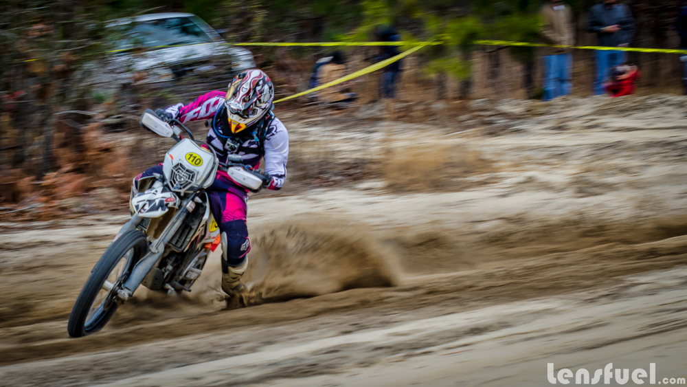 1st in Class, Sandblast RallyMoto 2012: Cheraw, South Carolina