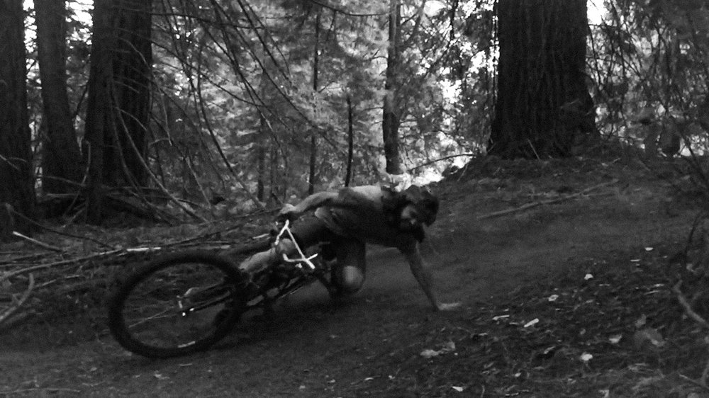 Sliding corners on dad mountain ph: Jackson allen