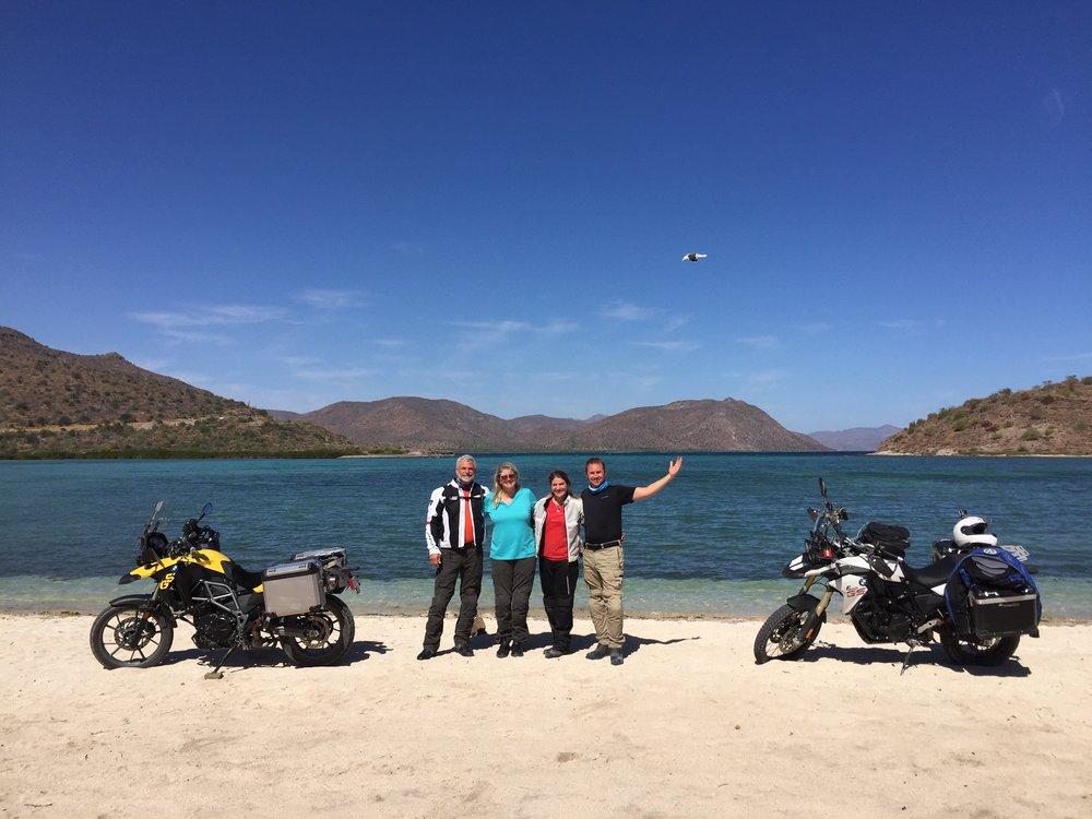 Near El Coyote Baja Sur Feb  2016