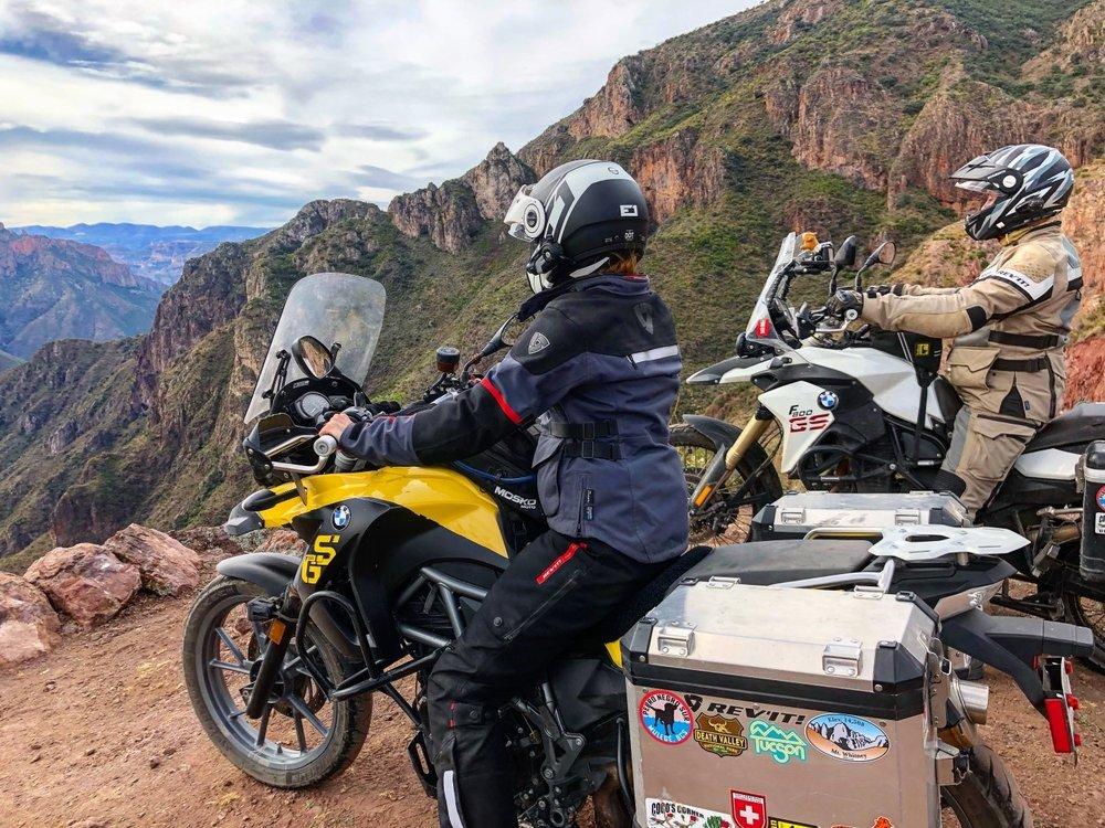 Road to Batopillas, Mexico November 2018
