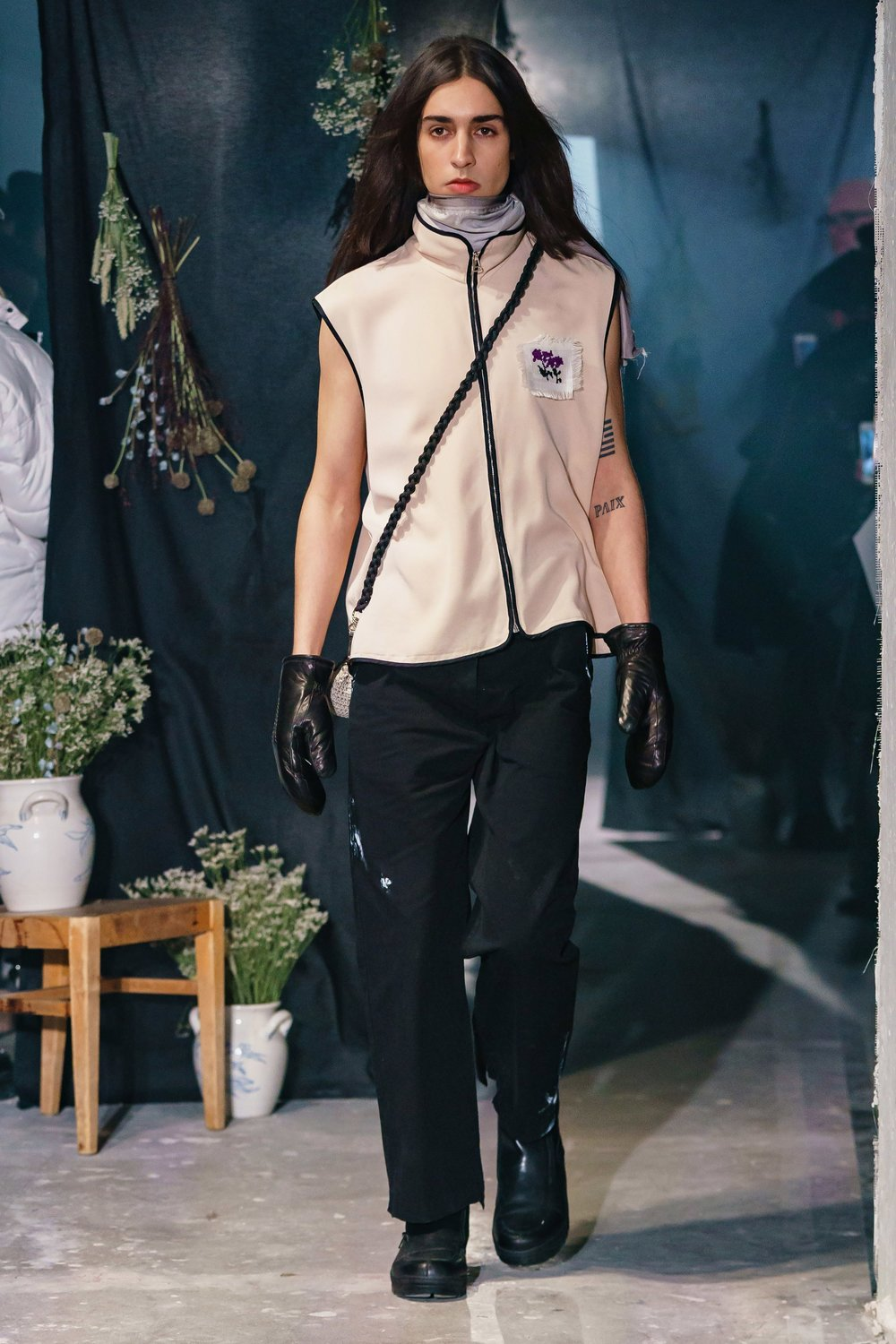 l'homme rouge aw19 -