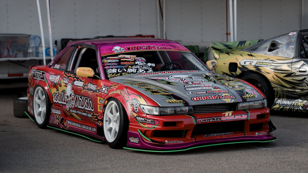 Animal Style Baby Jason's S13