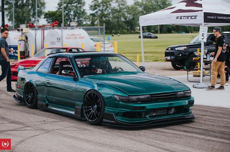 Machine Check(S13) - Engine: S13 SR20DET RedtopTurbo: T25Footwork: STANCE coiloversSponsors: NIKE