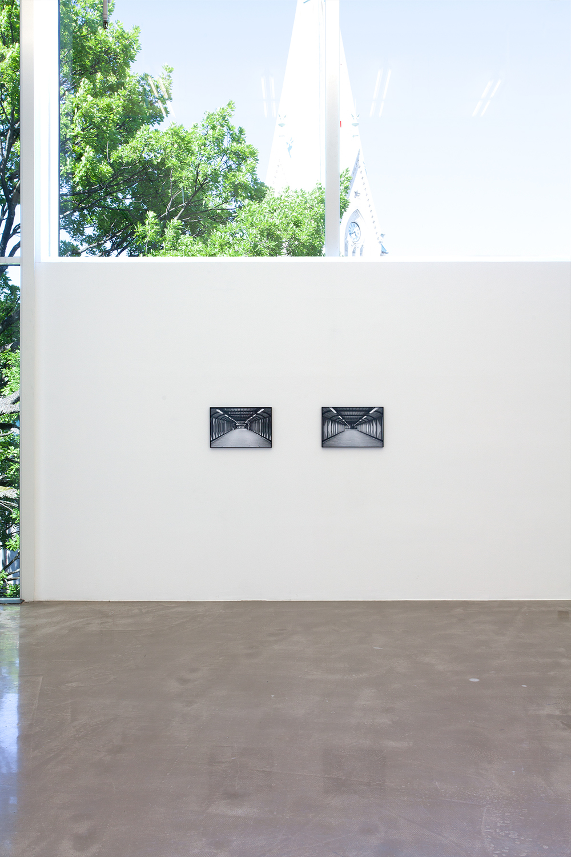 Installation view Kristiansand Kunsthall, 2015