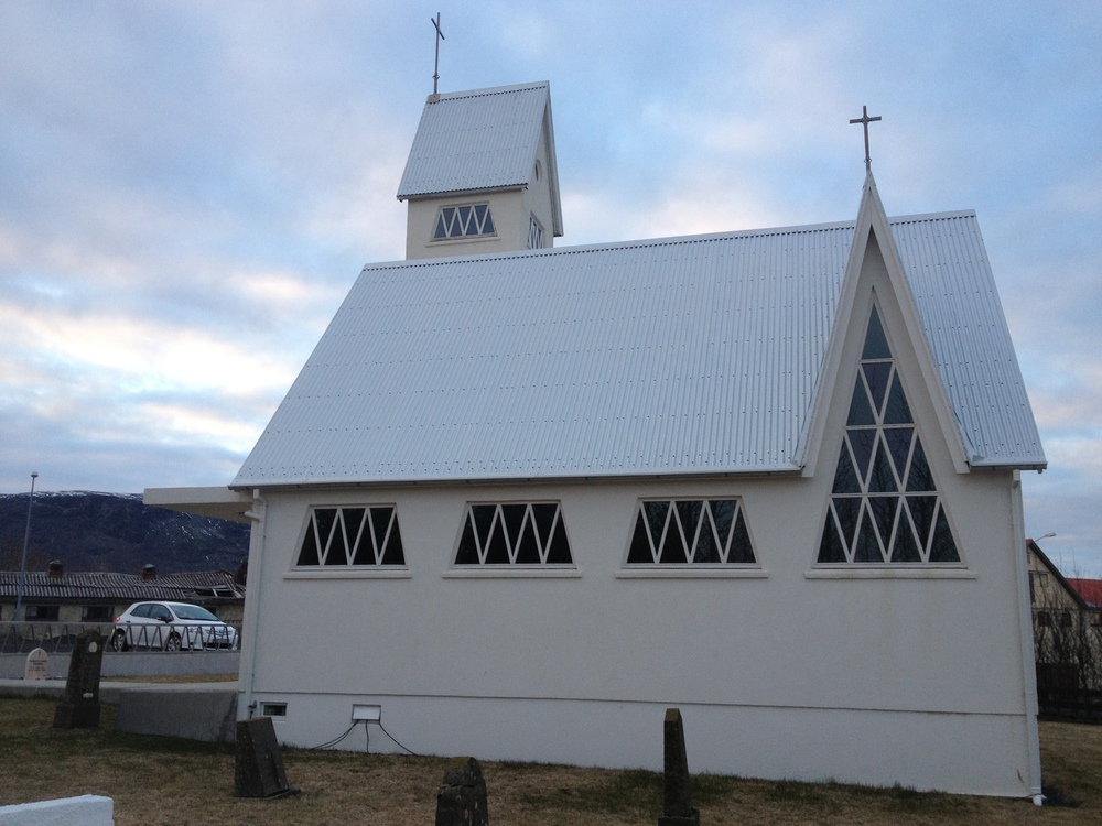 Untitled ( window for Bobby Fischer ) are based on the exact measurements of the Laugardalur church windows where Bobby Fischers grave is situated in Iceland.