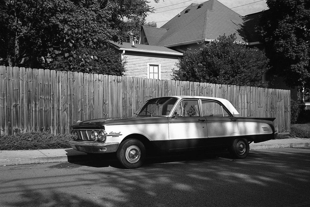 Matt Pittman / Nashville, TN / Leica M7 / Zeiss 35mm / Ilford PanF 50