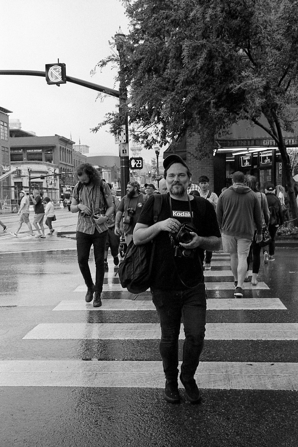 Analog Talk Podcast Photowalk / Nashville, TN / Matt Pittman / Leica M7 / Ilford HP5 / Zeiss ZM 35mm