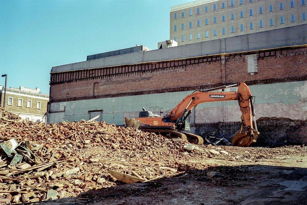 Matt Pittman / Huntsville, AL / Crunkleton Associates / 106 Jefferson Curio Collection by Hilton / Leica M7 / Kodak Portra 400
