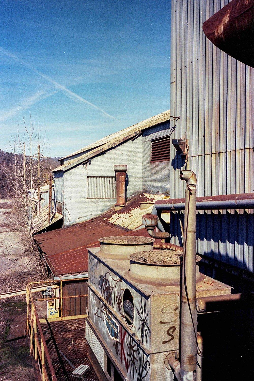 Matt Pittman / Leica M7 / Kodak Portra 400 / Chattanooga, TN