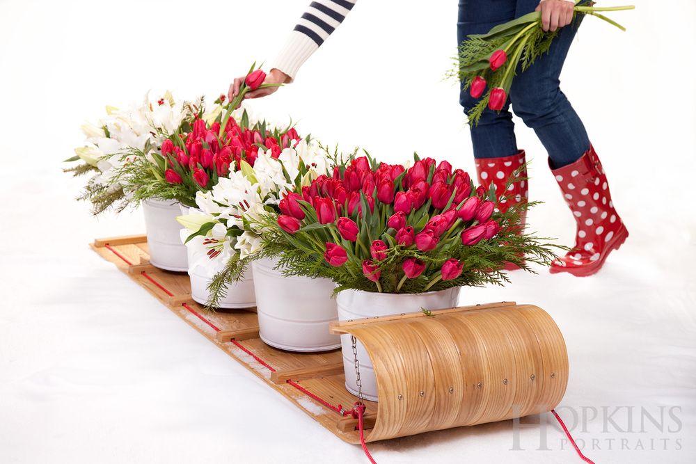 Christmas_flowers_snow_sled_boots_studio_photograhy.jpg