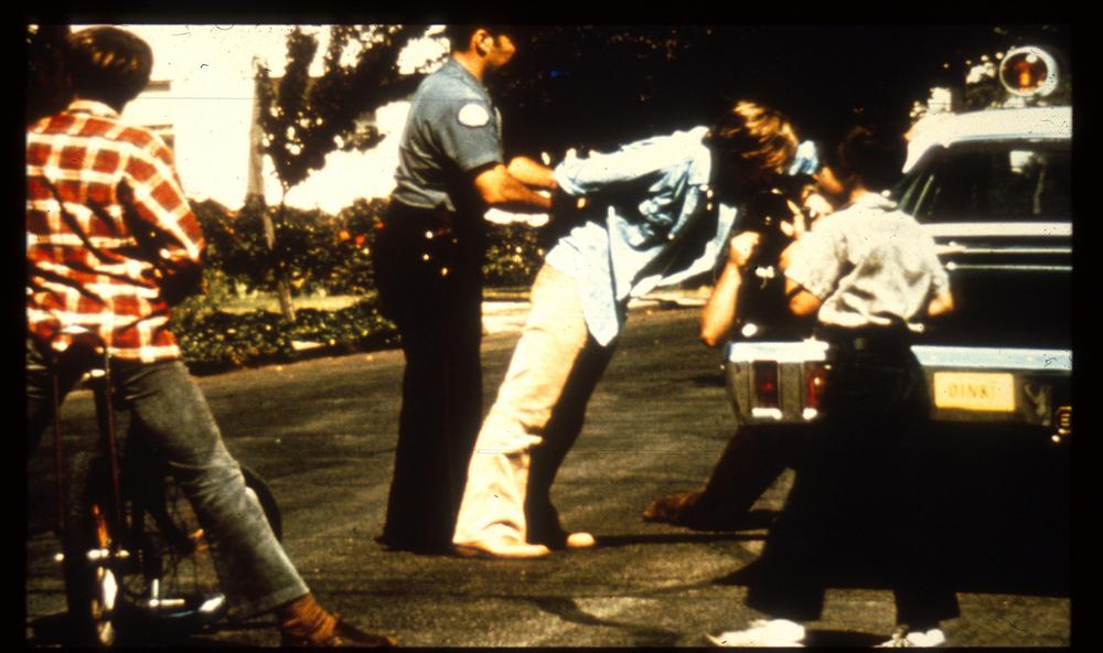 Handcuffing Prisoner #8612