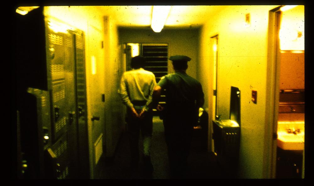 Prisoner in Station