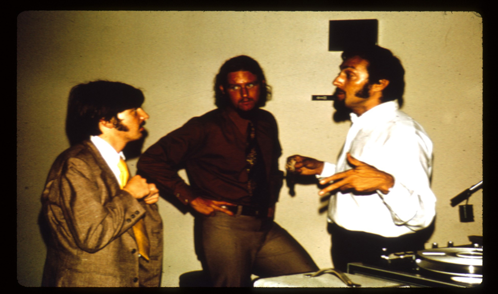 Dr. Z, Craig Haney, David Jaffee
