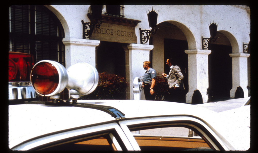 Palo Alto Police Station