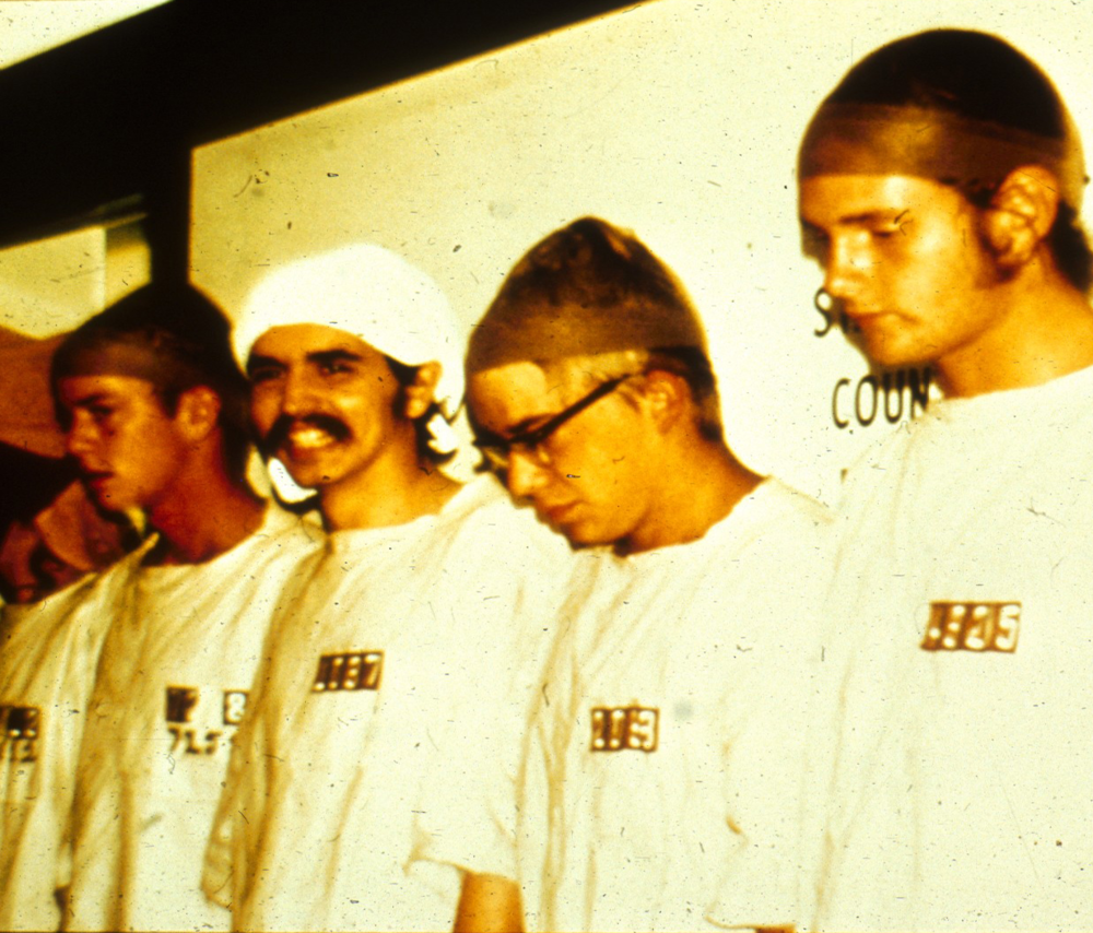 Prisoner Lineup