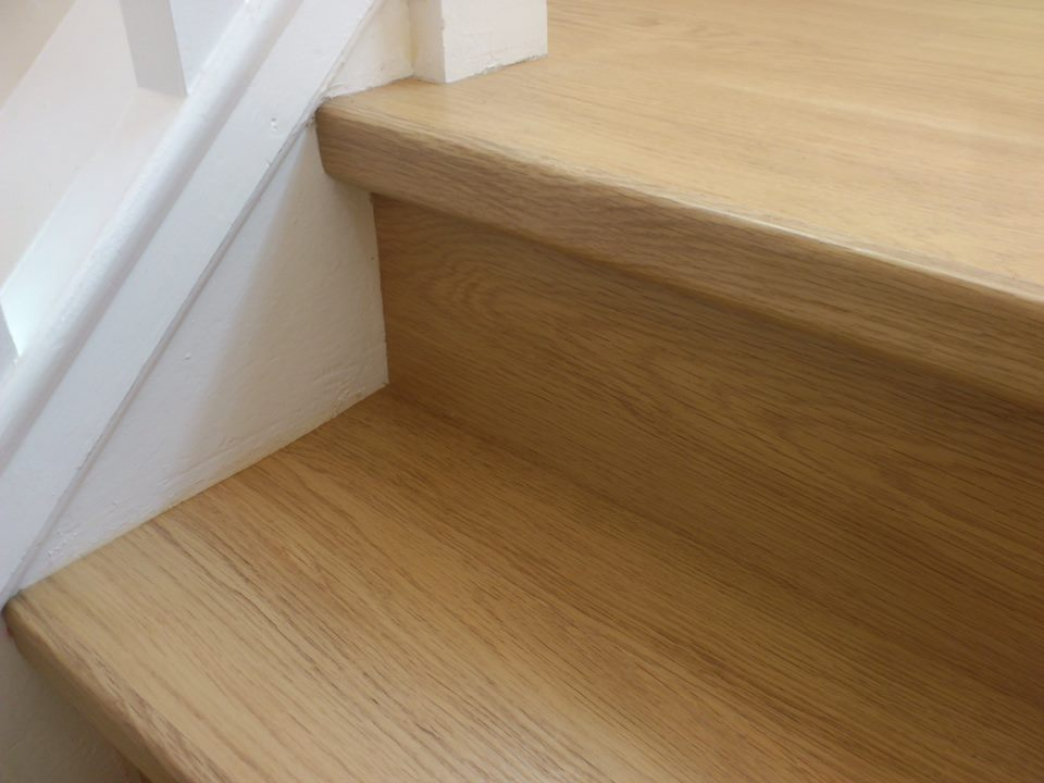 Staircase renovation ireland staircase gallery for Quick step flooring ireland