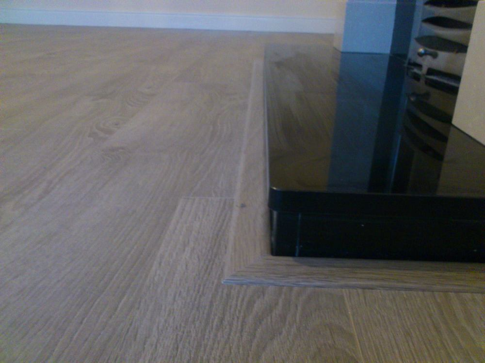 Quick Step Elite Plank Floors With Subtle Edging Old Oak Light Grey