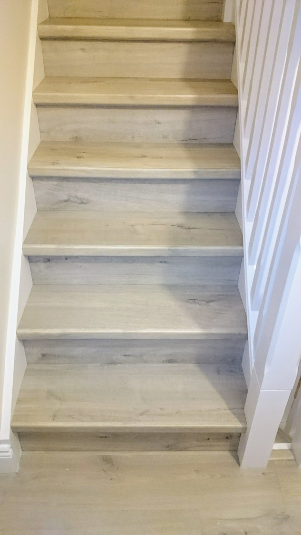QUICK-STEP IMPRESSIVE LAMINATE STAIRS by www.bargainflooring.ie