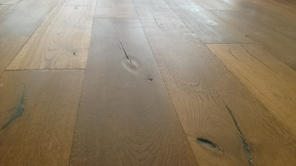 Elka 22mm Real Wood Engineered Copper Oak flooring