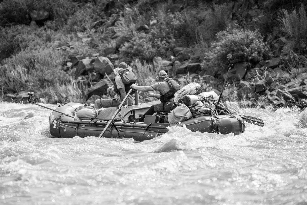 Owyhee River trip