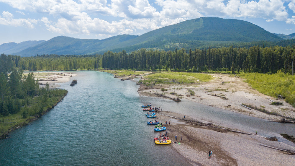 Montana Raft