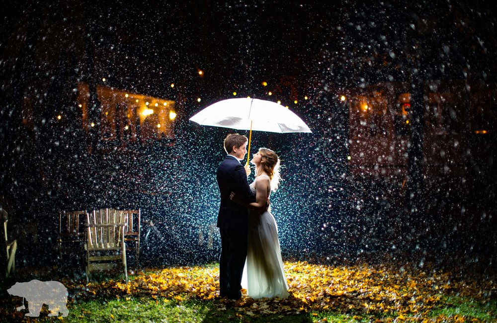 Door County Fall Wedding
