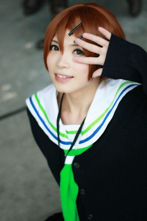 Riko Aida from Kuroko no Basuke
