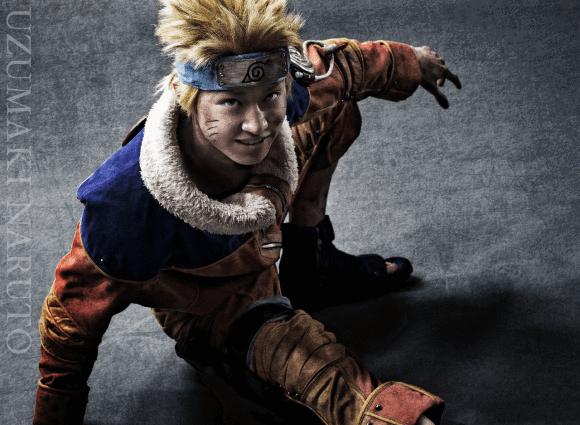 Kodai Matsuoka returns as Naruto