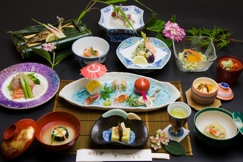 Cuisine in the Japanese Way