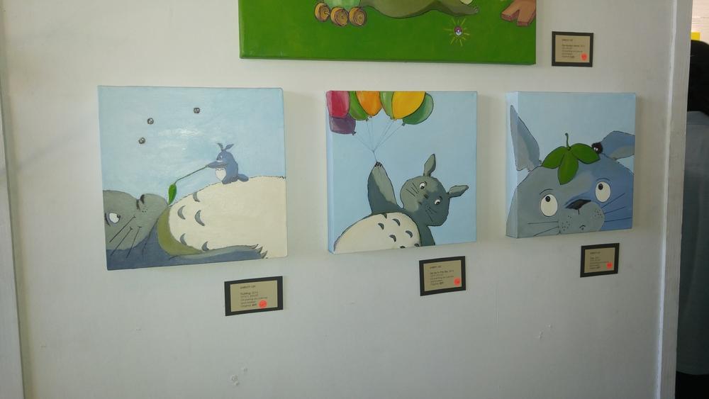 Totoro time...