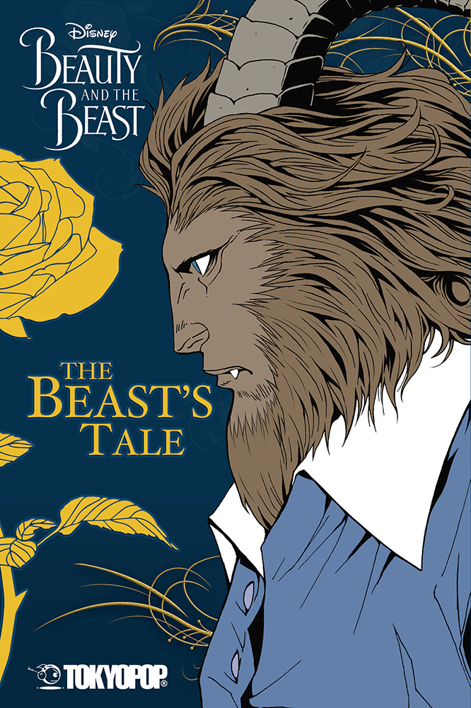 DISNEY BEAUTY AND THE BEAST: THE BEAST'S TALE