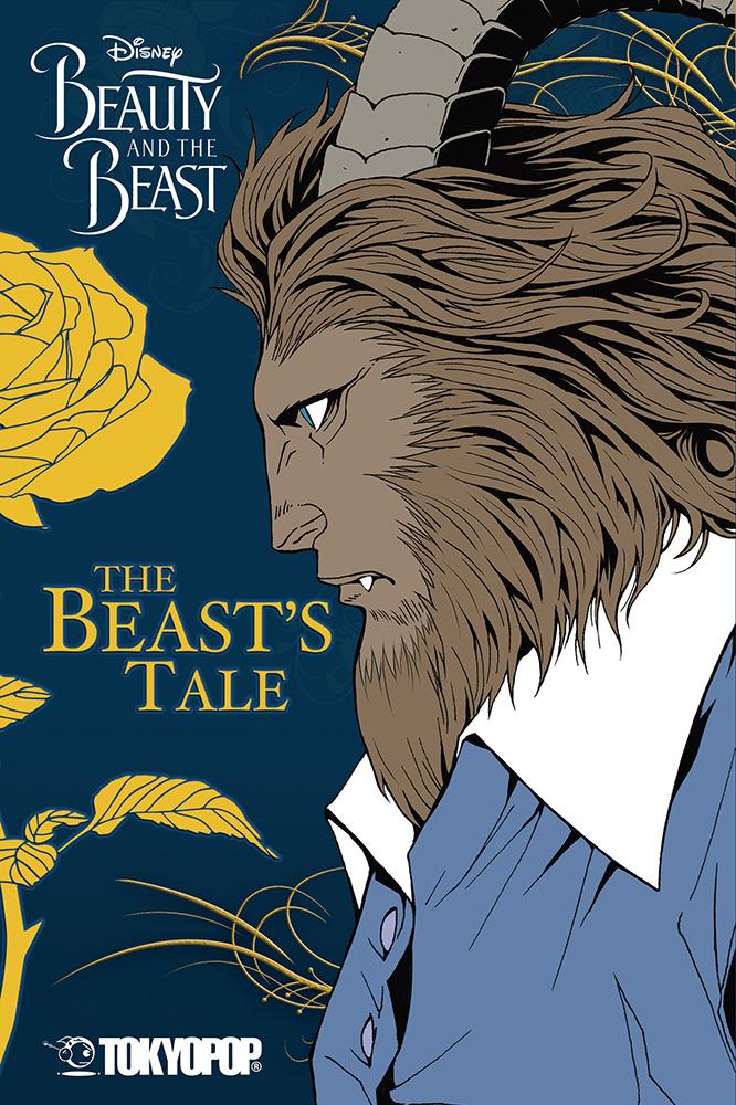 DISNEY BEAUTY AND THE BEAST: THE BEAST'S TALE
