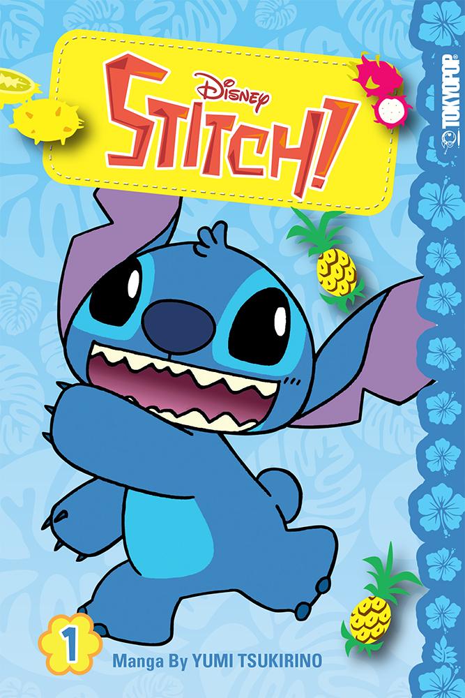 DISNEY STITCH! (VOLUME 1)