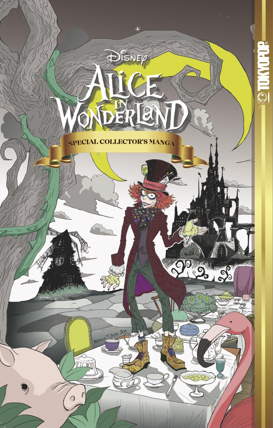 DISNEY ALICE IN WONDERLAND: SPECIAL COLLECTOR'S MANGA