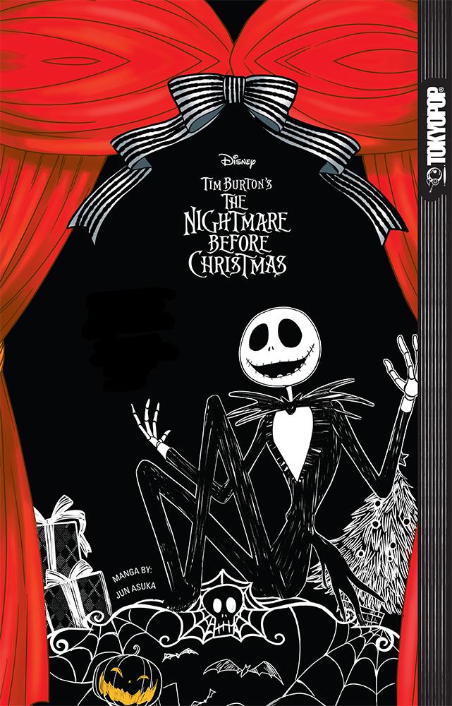 DISNEY TIM BURTON'S THE NIGHTMARE BEFORE CHRISTMAS