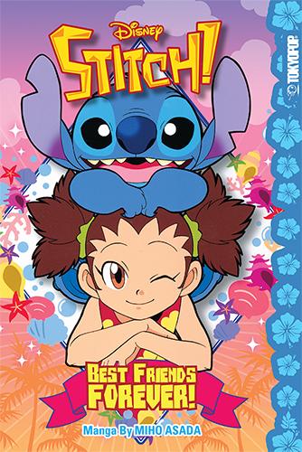 DISNEY STITCH! BEST FRIENDS FOREVER! (& DISNEY STITCH! IZAYOI ISLAND!)