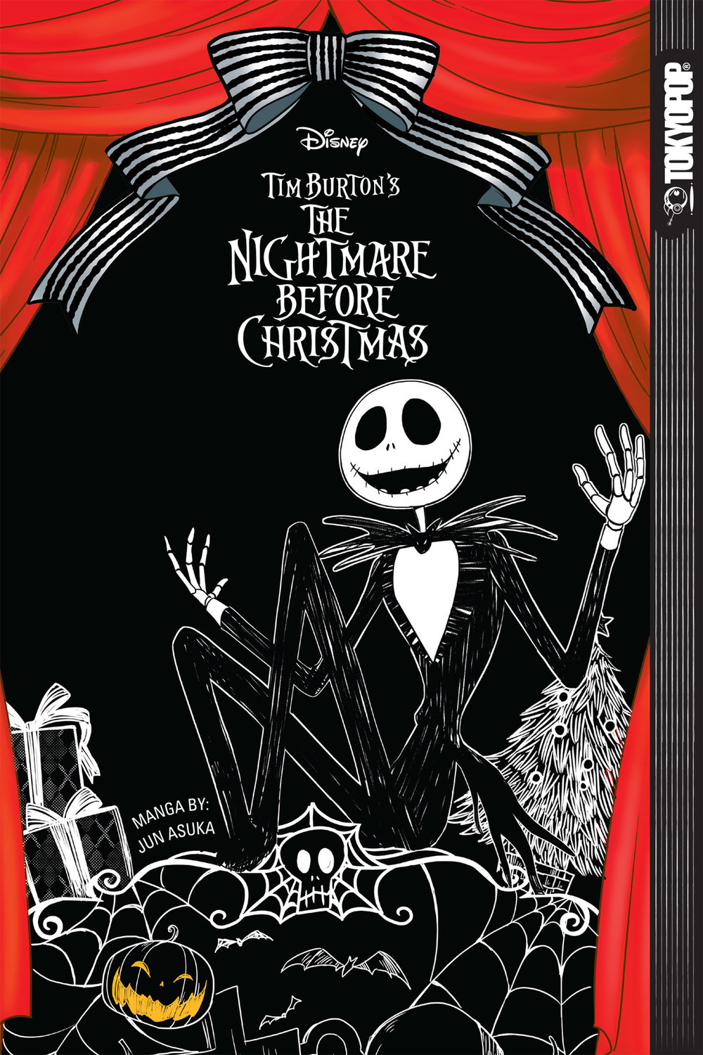 Disney Tim Burton\'s The Nightmare Before Christmas — TOKYOPOP