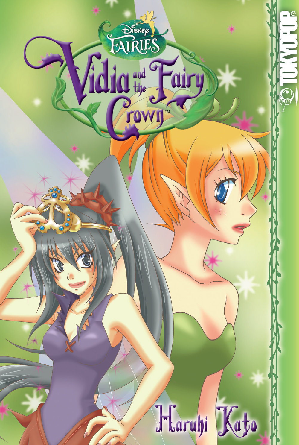 Fairies: Vidia and the Fairy Crown