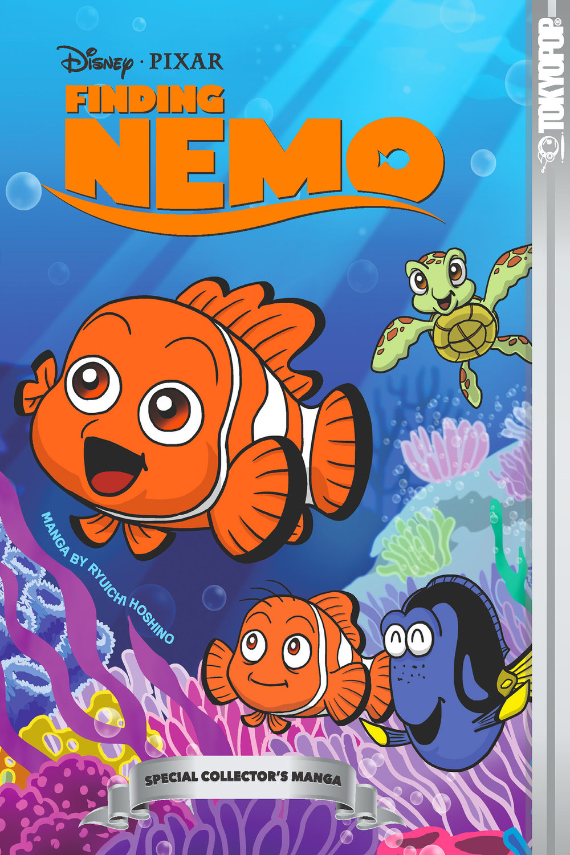 Disney Manga: Pixar's Finding Nemo (special collector's manga)
