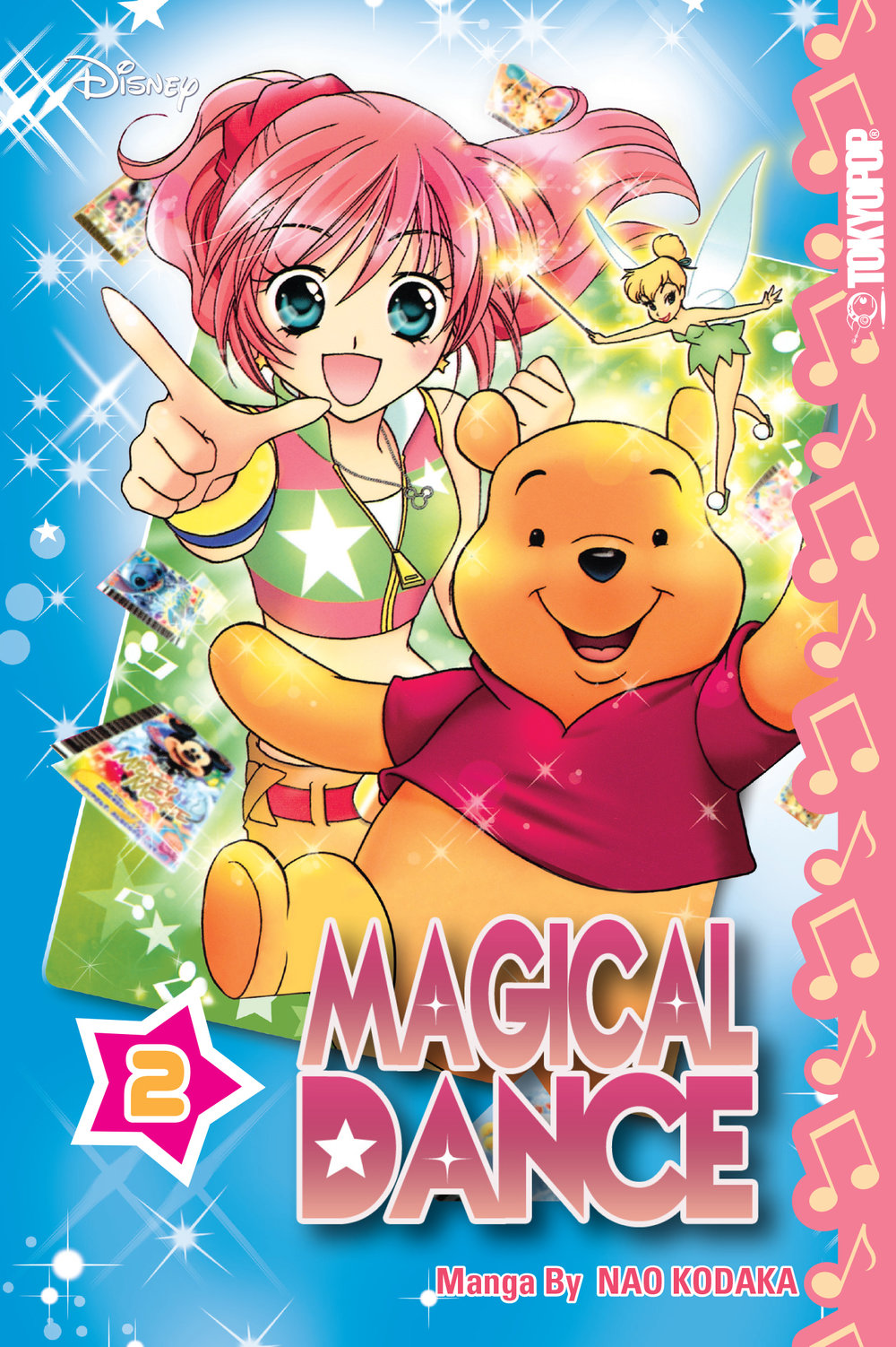 Disney Manga: Magical Dance (volume 2)